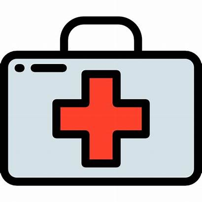Aid Kit Icon Health Svg Medical Doctor