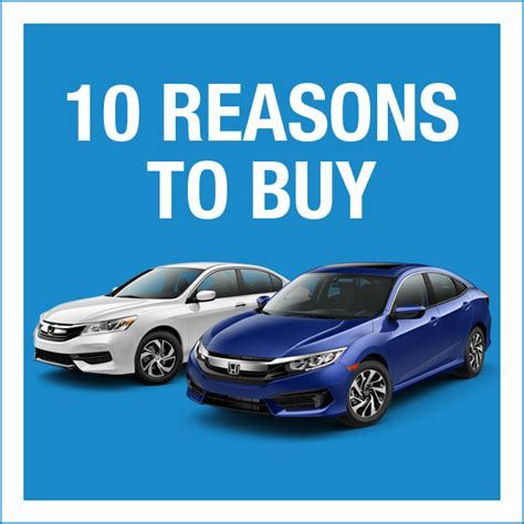 96862 Honda World Louisville Coupons by 10 Reasons To Buy From Honda World Louisville Ky Dealer