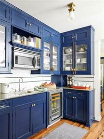Blue Kitchen Cabinet Paint Quicua Com by How To Paint Cabinets Hgtv