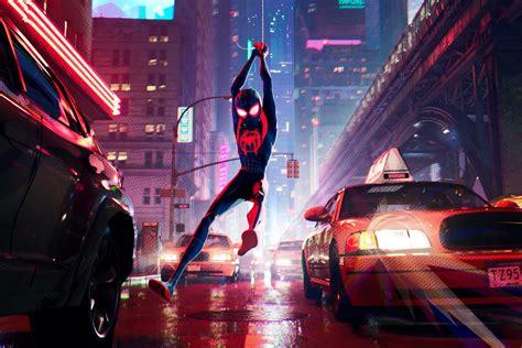 spider man   spider verse  dazzling hilarious