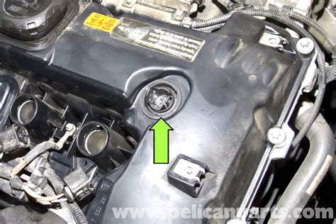 bmw  eccentric shaft position sensor replacement