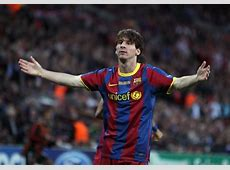 Video Lionel Messi 201011 All 53 Barcelona Goals On