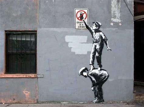 Banksy riles Big Apple -- Society's Child -- Sott.net