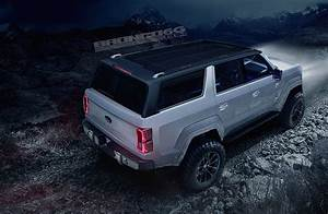 2020 Ford Bronco Could Come With 7