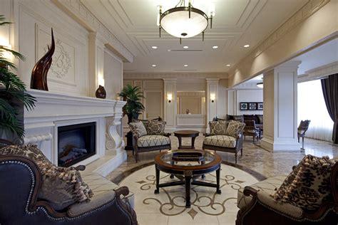 hotel lobby furniture hall traditional  art beige