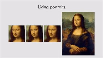 Lisa Mona Leonardo Painting Ai Brought Vinci