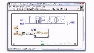 Ni Labview 2009 Block Diagram Clean Up
