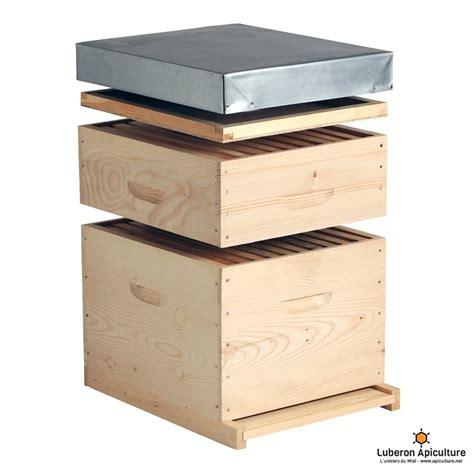 ruche dadant 12 cadres en kit ruche dadant 12 cadres en bois hausse apiculture net
