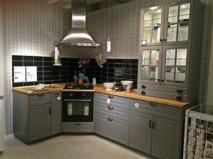 Ikea Hängeschränke Küche : ikea metod bodbyn ikea in 2019 kitchen kitchen cabinets und ikea bodbyn kitchen ~ A.2002-acura-tl-radio.info Haus und Dekorationen