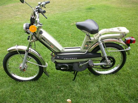 1980 Peugeot 103 Moped Parts