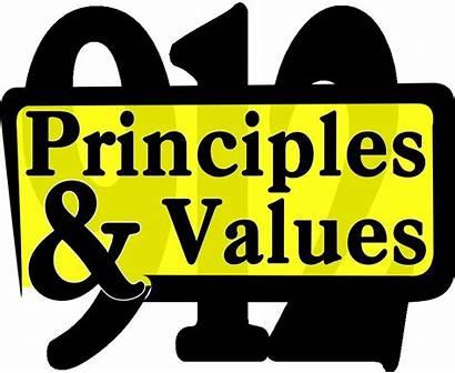 Principles Values Nine