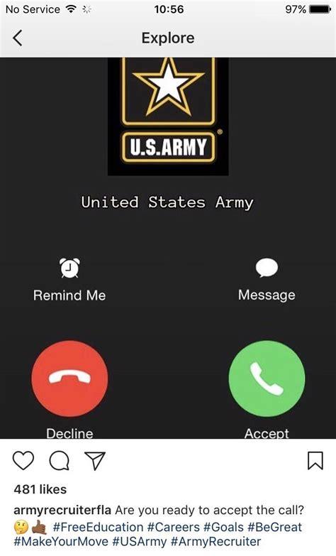 Answer The Armys Call Rfellowkids Fellowkids