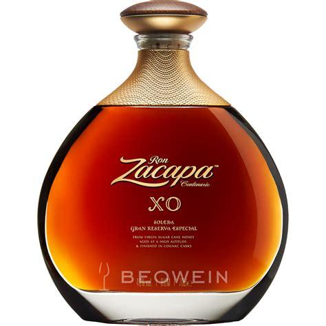 Ron Zacapa Centenario XO Solera Gran Reserva 0,7 l Beowein