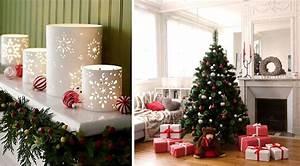 Decoration De Noel 2017 : inspiration 3 styles de d co de no l tendance en 2017 ~ Melissatoandfro.com Idées de Décoration