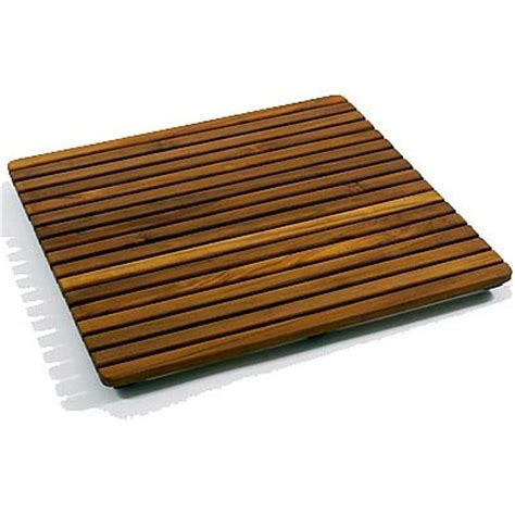 1000+ Images About Outdoor Teak Spa Mats And Benches On