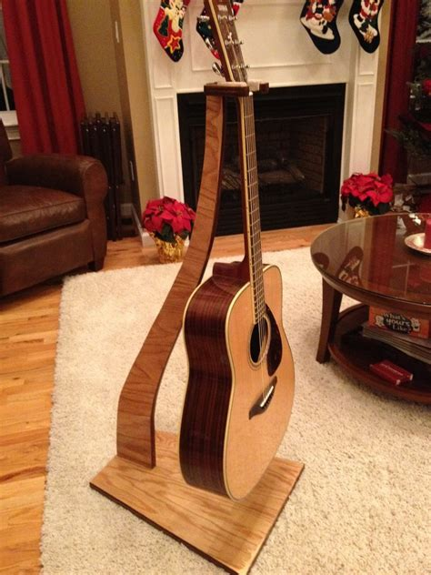hanging guitar stand  steps  pictures
