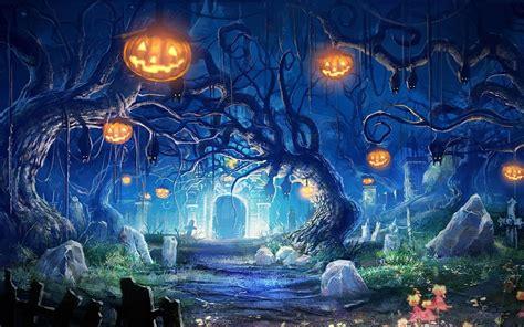 halloween windows  theme themepackme