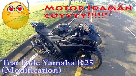 Yamaha R25 Modification by Test Ride Yamaha R25 Modification