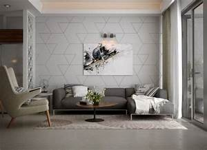 33 stunning accent wall ideas for living room With accent wall designs living room