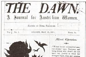 New Dawn For Historic Suffragette Journal Abc News