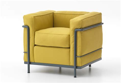 LC2 Armchair designed by Le Corbusier, Jeanneret, Perriand