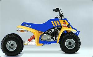 Yamaha Moto 4 100cc