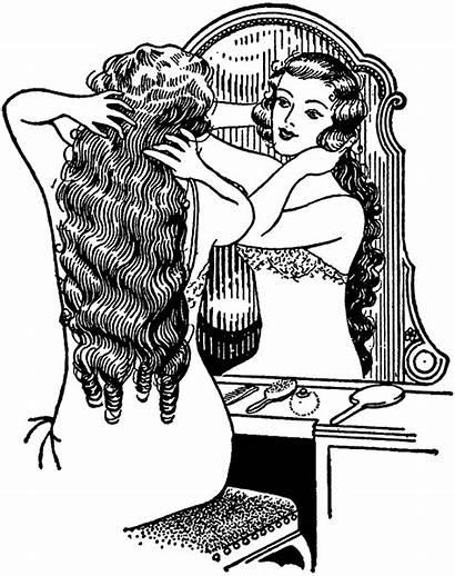 Hair Clip Graphics Lovely Fairy Printable Jojo
