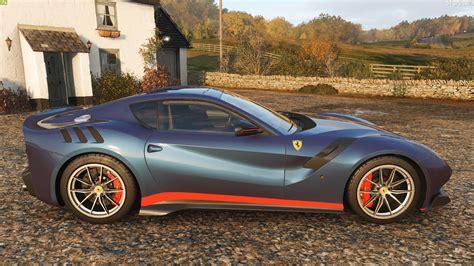 Submitted 1 year ago * by d5aqoep. Forza Horizon 4 - 2015 Ferrari F12TDF - Car Show Speed Jump Crash Test . 1440p 60fps. - YouTube