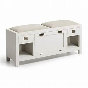 Meuble A Chaussure Banc : meuble coffre rangement chaussures fonction banc ~ Preciouscoupons.com Idées de Décoration
