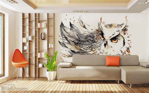 Home Interior Owl Picture : Drawn Owl Interior Design & Home Design