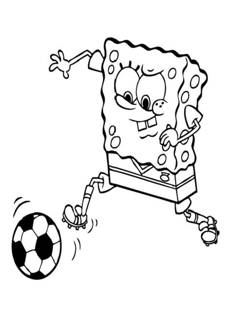 Kids Page: Spongebob Coloring Pages for Kids