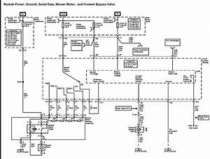 2008 Chevrolet Trailblazer Wiring Diagram
