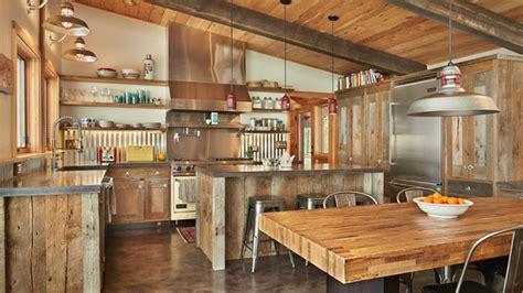 buffet cuisine en pin 15 rustic kitchen designs home design lover