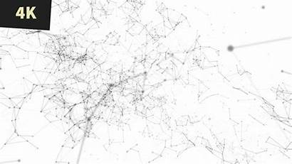 Abstract 4k Lines Futuristic Geometric Newsroom Field