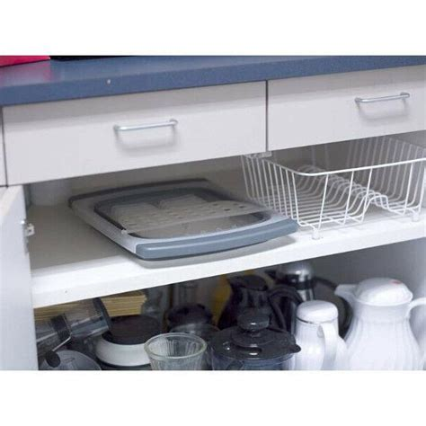 dish drying rack  small spaces rv camper