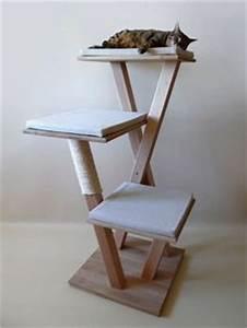 Arbre A Chat Solide : arbre a chat more 4 cats ~ Mglfilm.com Idées de Décoration