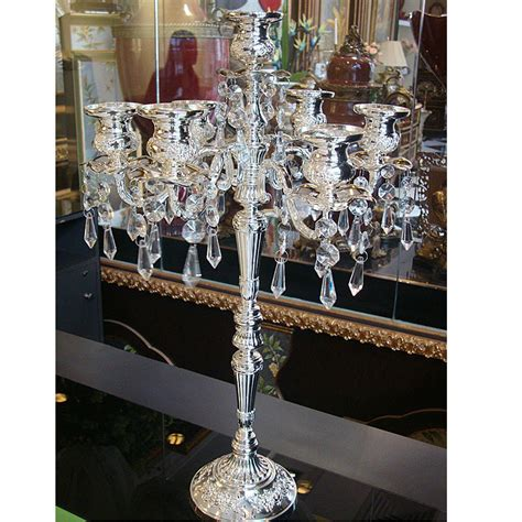 popular chandelier candelabra centerpiece buy cheap