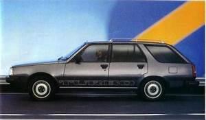 Renault 18 Turbo   La Familiale En Surv U00eatement