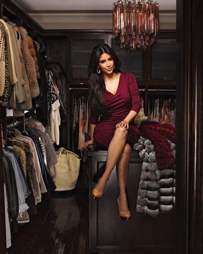 10 Amazing Celebrity Closets Stylecaster
