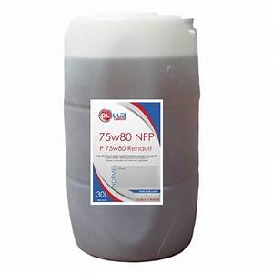 Huile De Boite 75w80 : huile boite vitesse 75w80 renault p75w80 75w80 nfp ~ Medecine-chirurgie-esthetiques.com Avis de Voitures