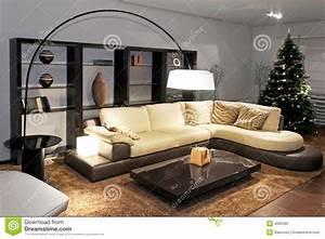 Möbel Wohnzimmer Modern : wohnzimmer modern stockbild bild von m bel modern bequem 4585385 ~ Buech-reservation.com Haus und Dekorationen