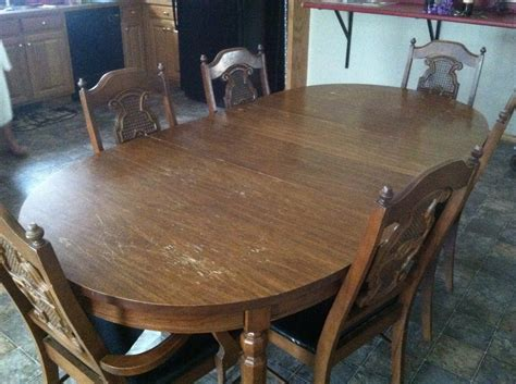 lenoir chair company dining set any idea how much this table with 6 chairs and buffet is