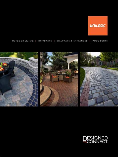 unilock canada works canada unilock interlock pavers catalog
