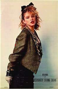 Déguisement Madonna Année 80 : madonna desperately seeking susan 1985 le style dans les films pinterest ann e 80 ~ Melissatoandfro.com Idées de Décoration