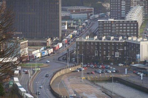MP Charlie Elphicke demands action for Dover's congested ...