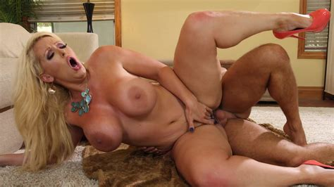 Big Titted Blonde Woman Is Rubbing Dick Movie Chad White