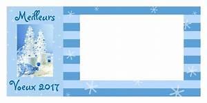 Carte De Voeux à Imprimer Gratuite : cartes v ux 2017 personnalis es avec photo imprimer ~ Nature-et-papiers.com Idées de Décoration