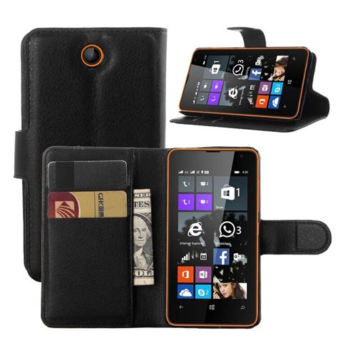 aliexpress buy n430 fashion wallet pu for microsoft lumia 430 dual sim