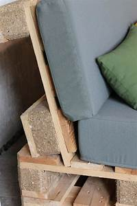 Fauteuil En Palette Facile : gallery of construire un salon de jardin en bois de palette with fauteuil en palette facile ~ Melissatoandfro.com Idées de Décoration