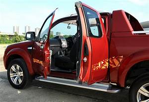 New ford ranger limited edition